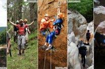 Canyoning | Caving | Trekking