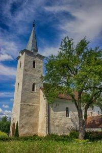 Biserica reformată din Remetea