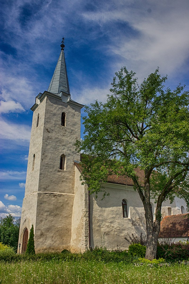 Reformed Church in Remetea