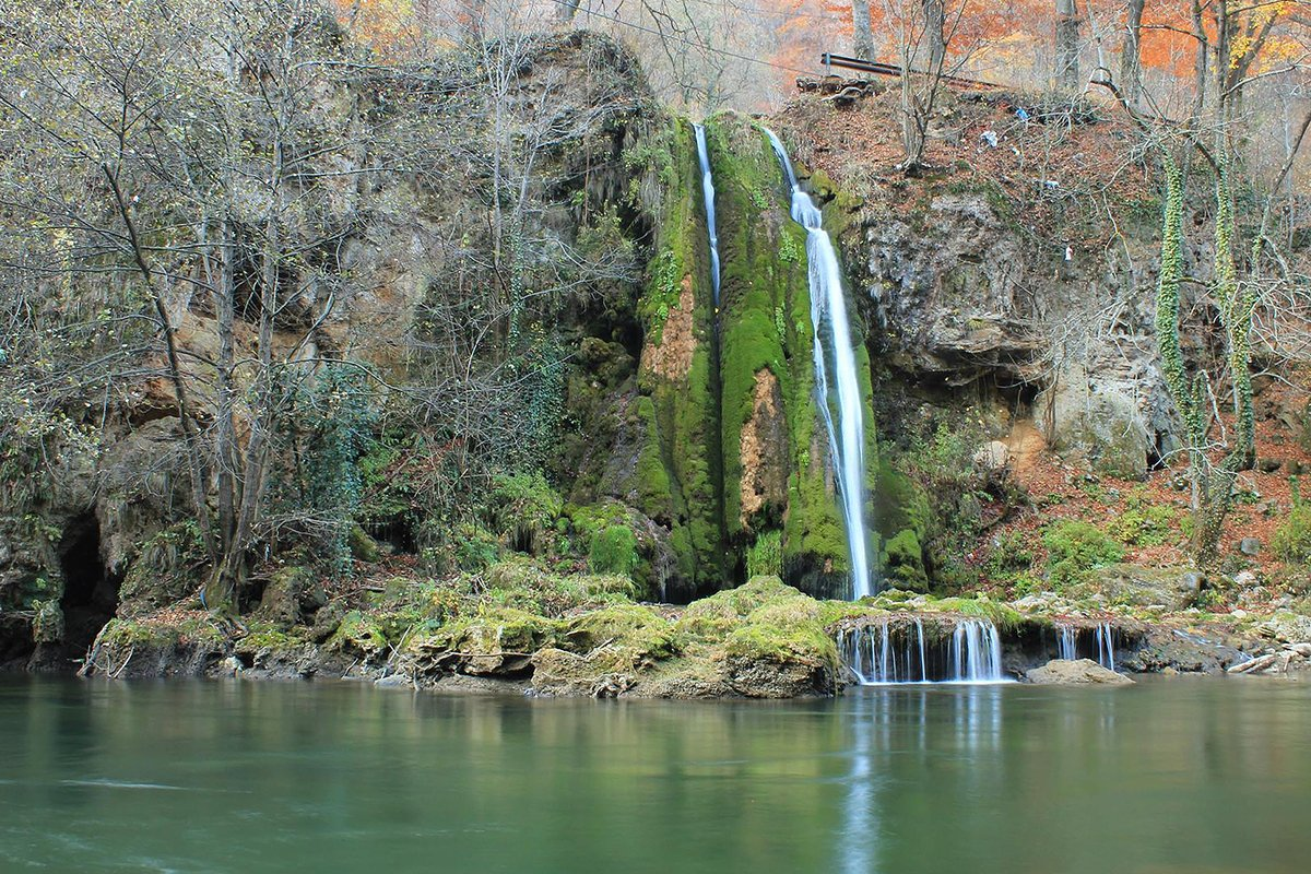 Vadu Crișului waterfall