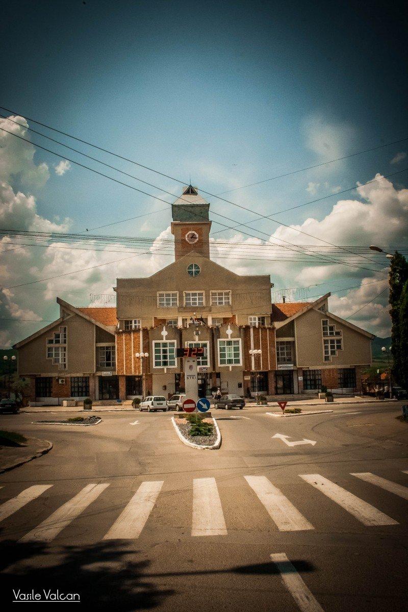 Town hall Ștei