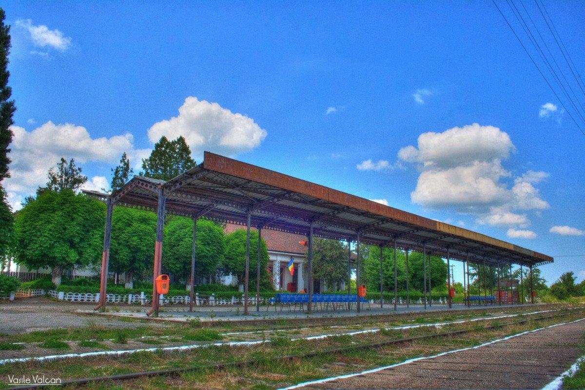 Gara din Stei