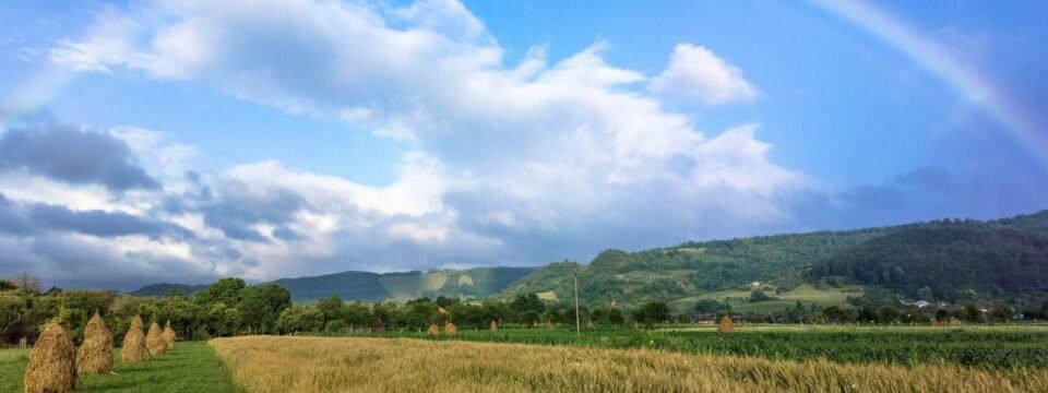 Bratca village