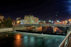 Pod din Centru, Foto by Marcel Socaciu