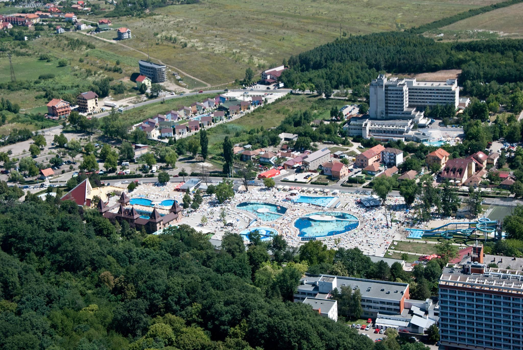 Baile Felix thermal spa resort