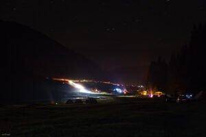 Noaptea in Glavoi