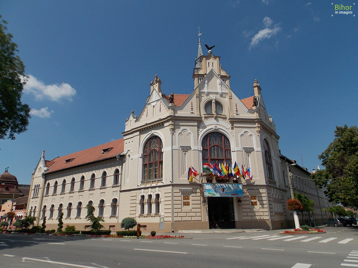 Salonta city hall