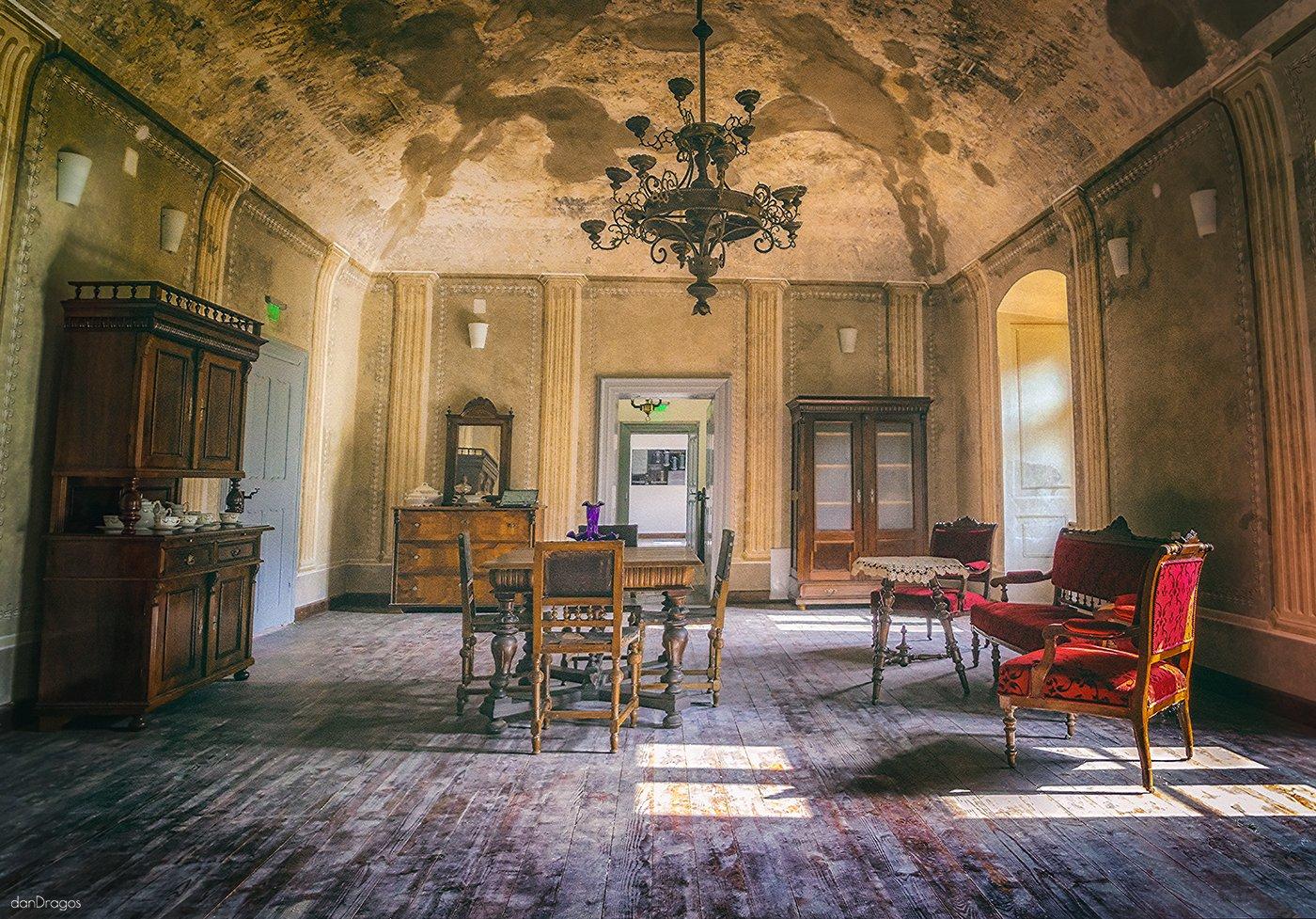 Conacul medieval Komaromi din satul Otomani