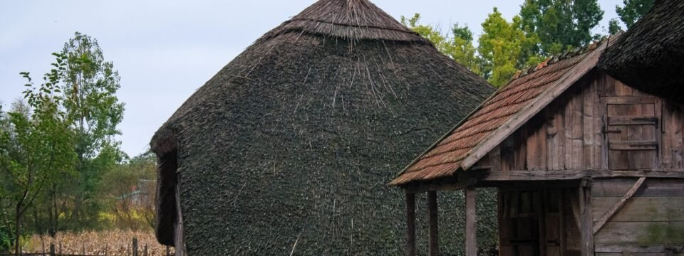 Traditional village house