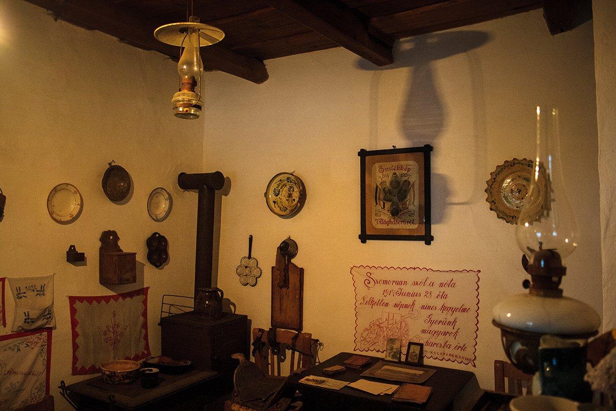 Casa Tradiţională din sec. XIX-lea în Sălacea