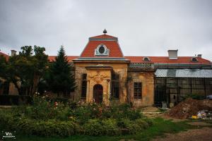 Castelul Stubenberg din Sacueni- Foto: Vasile Valcan