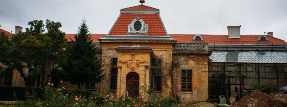 Castelul Stubenberg din Sacueni