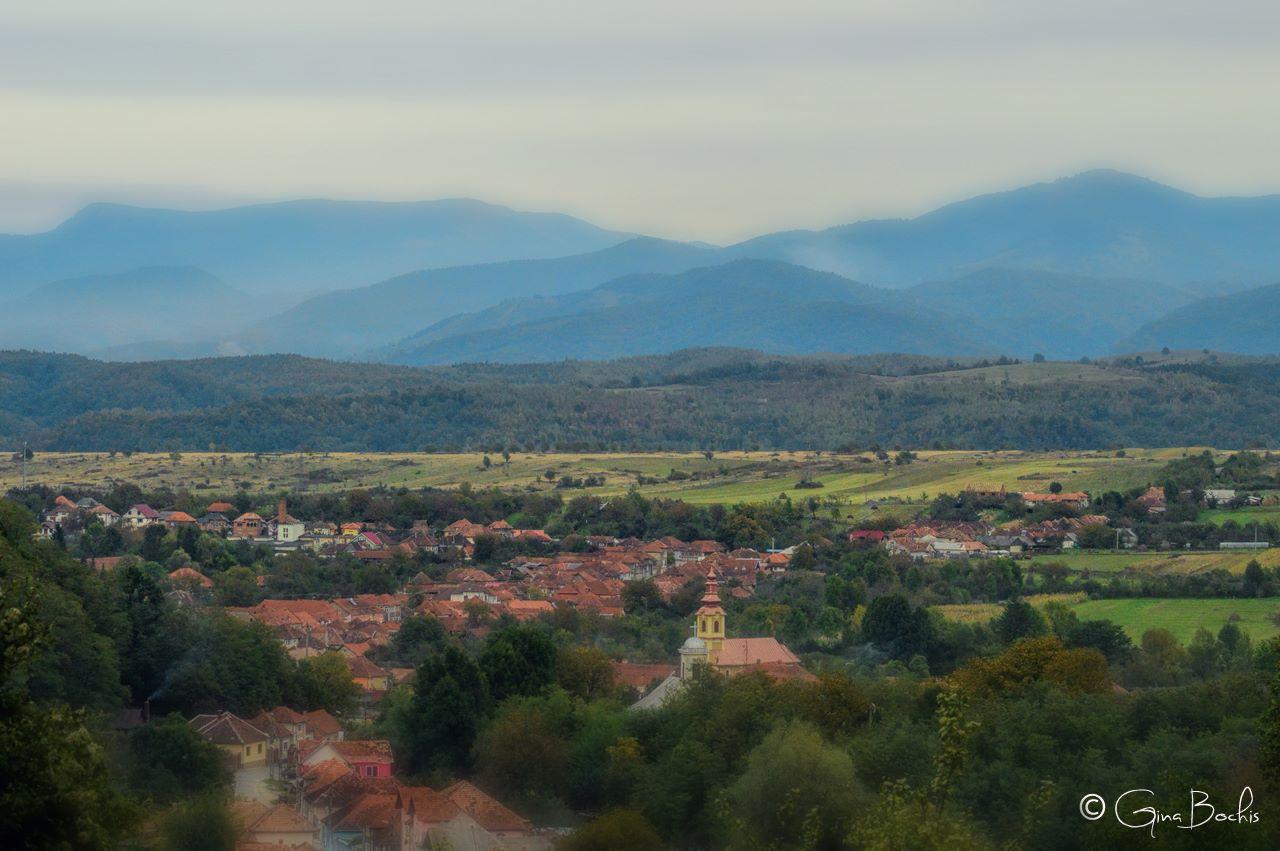 Orașul Vașcău