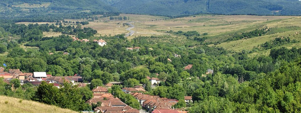 Cărpinet village