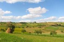 Peisaj pitoresc Vârciorog