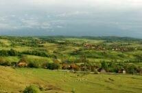 Vârciorog village