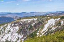 Vedere de pe Vârful Buteasa