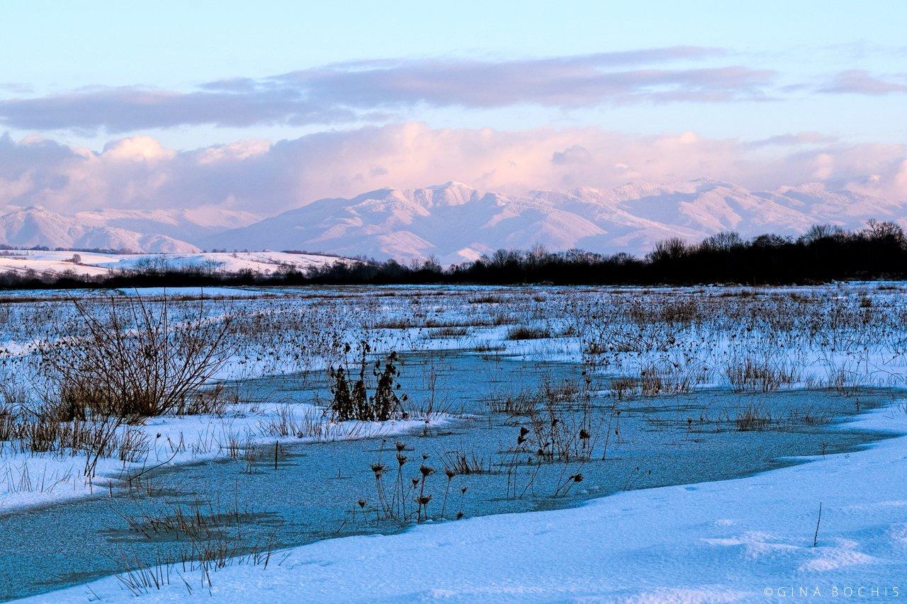 Munții Apuseni, vedere din Drăgănești