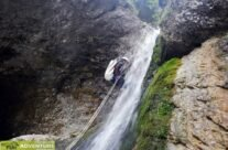 Oşelu canyon