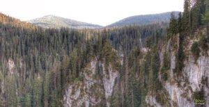 Vedere panoramica de la Balcoane