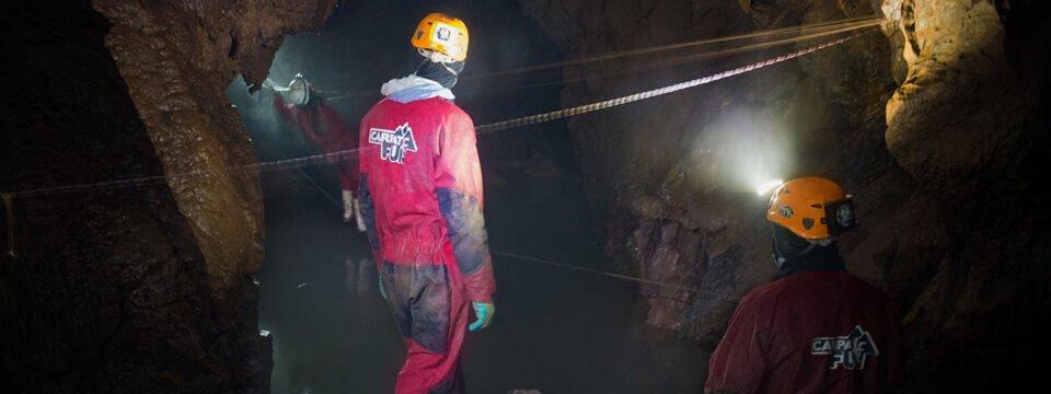 Aventură în Peștera Craiului