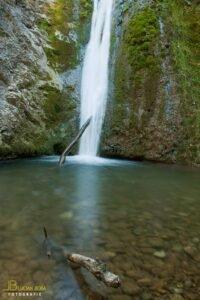 Cascada Boiului foto Lucian Bora