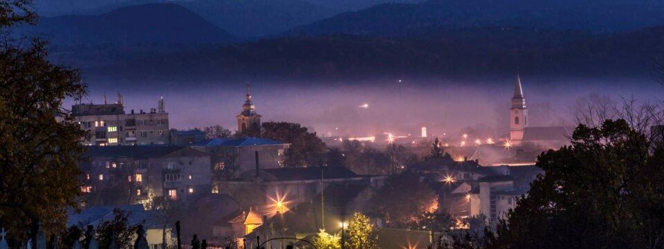Seara în Beiuș