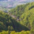 Cheile Cutilor si satul Rosia