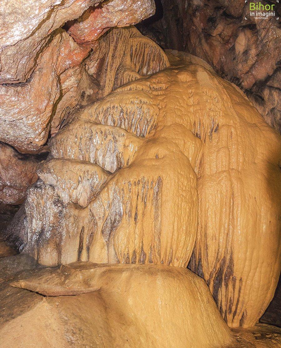 Formațiunii în Peștera Vadu Crișului
