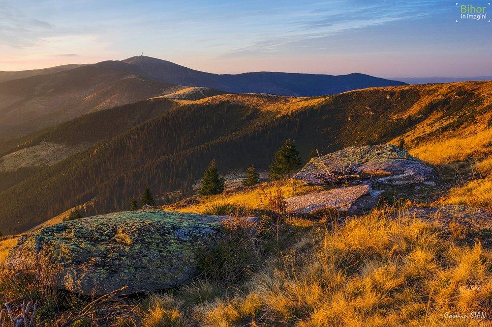 Traseul Criștior – Vf. Bihorul Mare