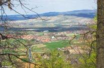 Vedere asupra satului Aștileu