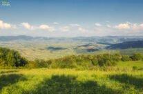 Vedere de pe Dealul Popii