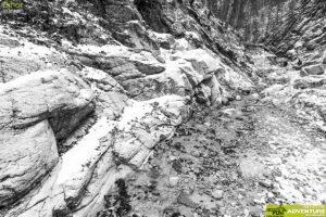 Canionul Valea Seaca Iarna08