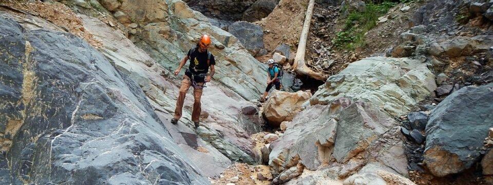 Seacă Valley Canyon