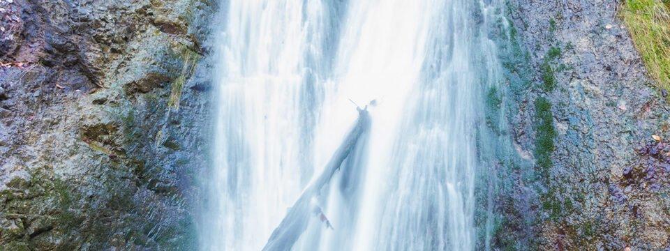 Boiului waterfall