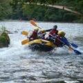 Rafting Vadu Crisului