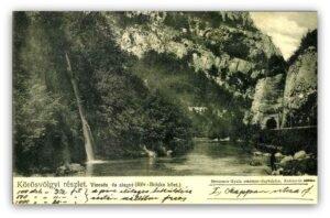 inainte sa fie descoperita pestera 1901