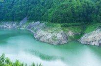 Leșu lake