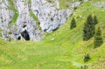 Church Cave in Lunca Acră
