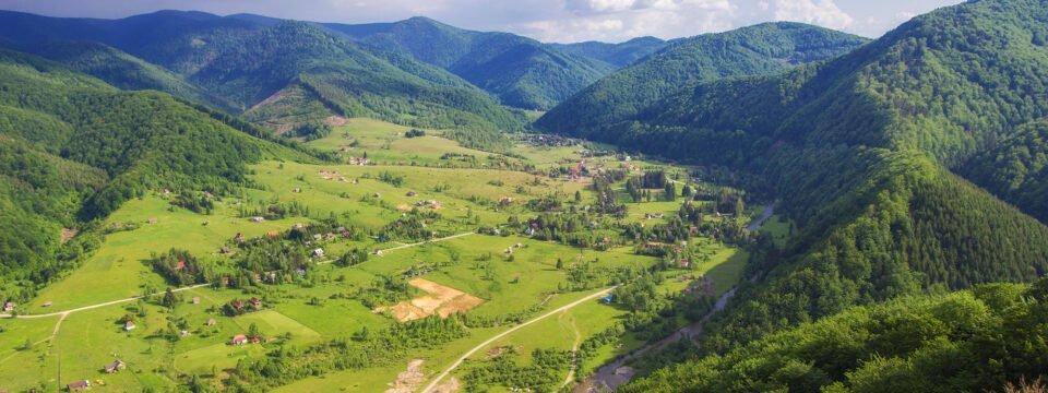 Trail: Leșu lake – Meziad cave