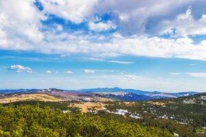 Vedere panoramica de pe Vb Buteasa