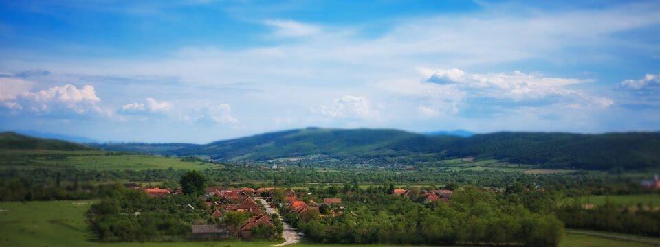 Rogoz village