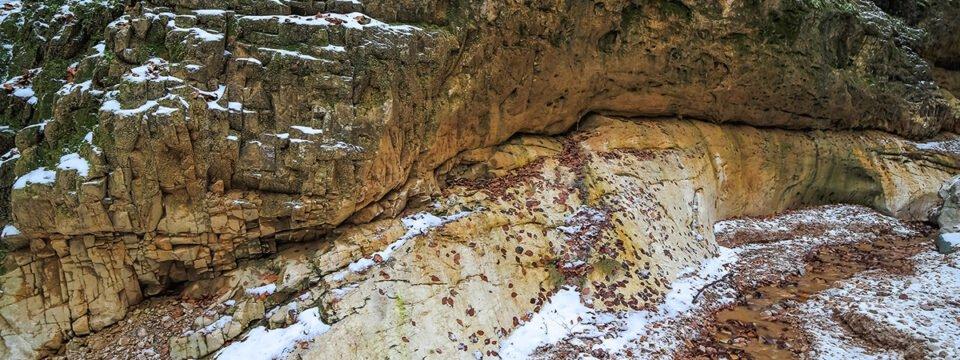 Canionul Valea Seaca