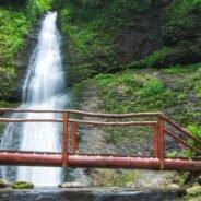 The Săritoarea Ieduţului trail
