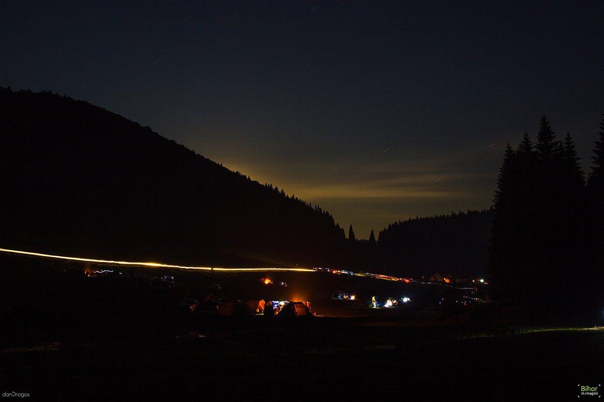 Seara în Glăvoi
