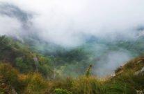 View from Pietrele Boghii