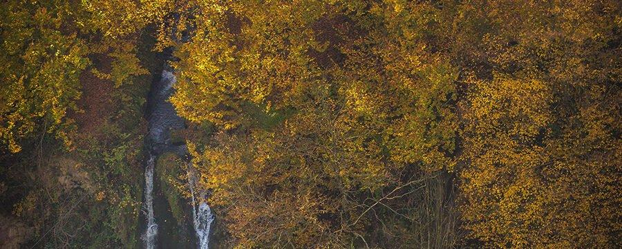 Vadu Crişului waterfall