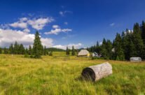 Poiana și cabana Vărășoaia