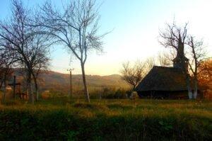 Biserica din Valea Neagră