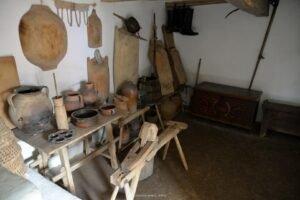 Casa Tradiţională interior
